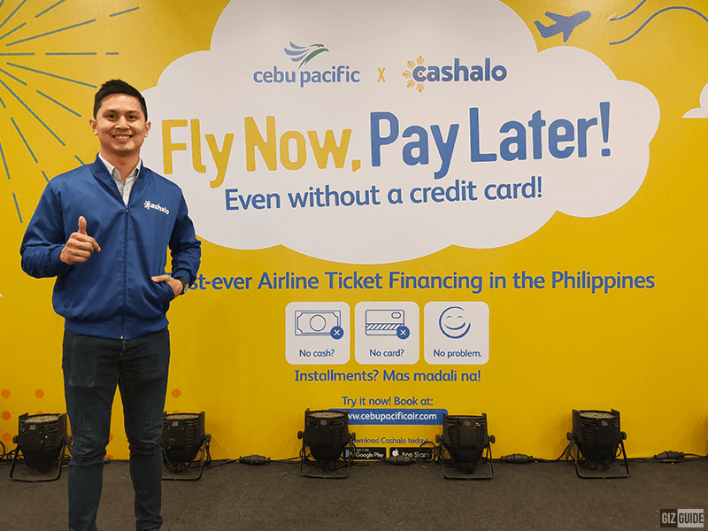 "Cashalo announces ""Fly now, Pay later"" program with Cebu Pacific!"