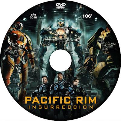 Pacific Rim - Insurección - [2018]