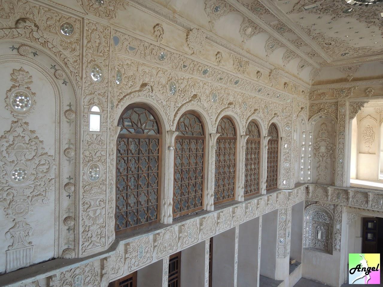 tabatabaei house inside kashan iran