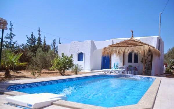 Maison djerba louer maison a djerba - Location villa hammamet avec piscine ...