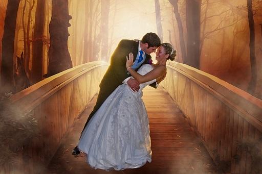 Retrospectiva Animada  de Casamento