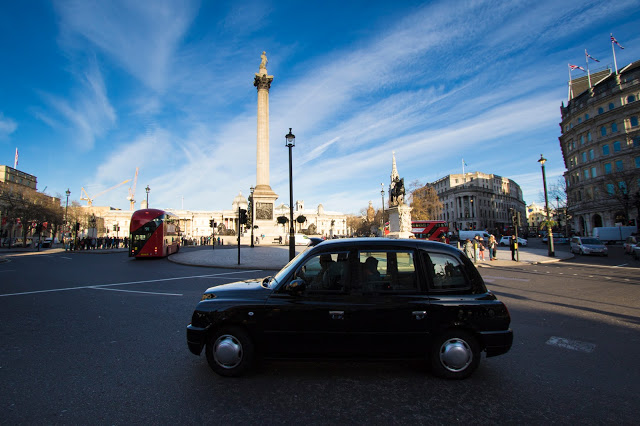 Trafalgar square-Londra