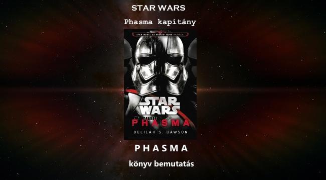 Star Wars Phasma könyv – Phasma kapitány
