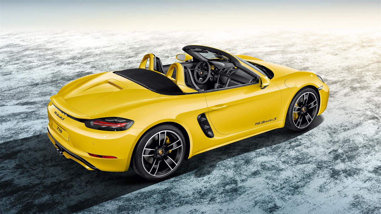 porsche will not go below the macan and boxster period carscoops. Black Bedroom Furniture Sets. Home Design Ideas