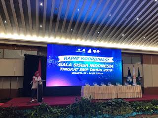 Gala Siswa Indonesia 2019
