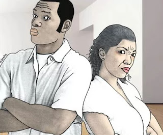 housewife divorces husband fear contracting hiv
