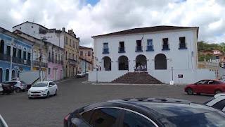 Foto da Câmara municipal da Cachoeira Bahia