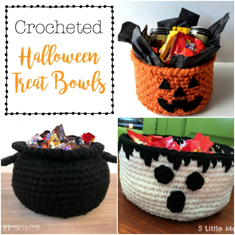 20 Crochet Patterns Perfect for Halloween - Ideal Me | 750x750