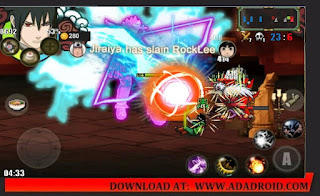 Download Naruto Senki Mod The Shinobi of War Apk