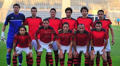 حرس الحدود يتعادل مع نادي مصر في الجولة 7 من الدوري المصري