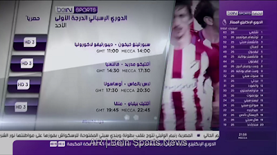 IPTV beIN Sport Arab And France Channels Streaming
