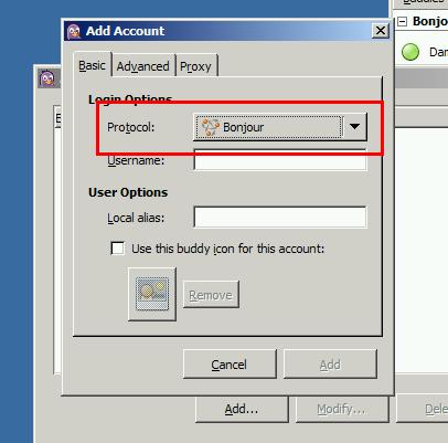 Ubuntu Buzz !: Use Pidgin for Chatting And Transferring