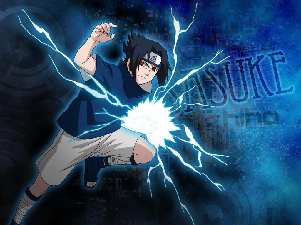 Chidori Sasuke Uchiha Naruto Shippuden Wallpapers | Naruto ...