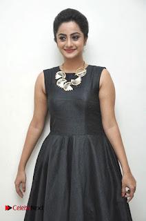 Namitha Pramod Pictures in Black Short Dress at talabbai Movie Audio Launch ~ Celebs Next