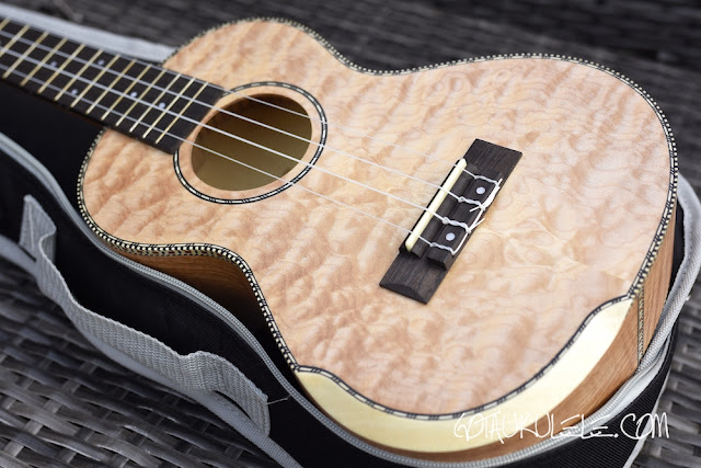 isuzi qm-t ukulele body