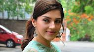 Mehreen pirzada Stills at Pantham Press Meet