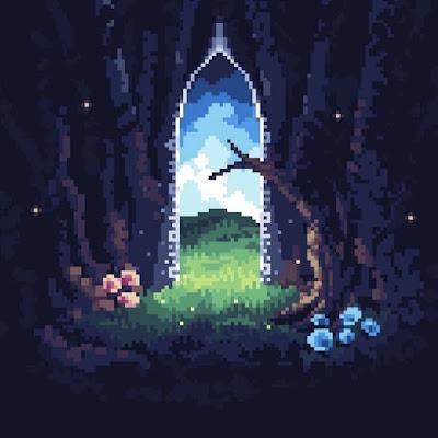 Pixel Walkway