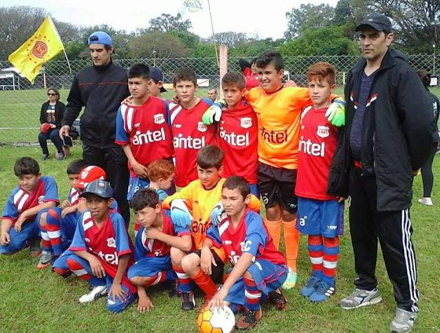 Selección de Baby Fútbol de Guichón