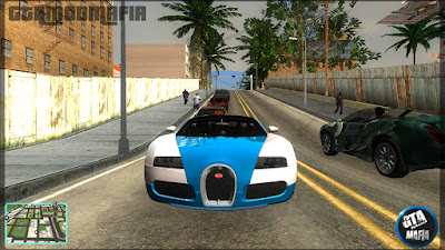 Grand Theft Auto V Mod For GTA San Low Pc Free Download