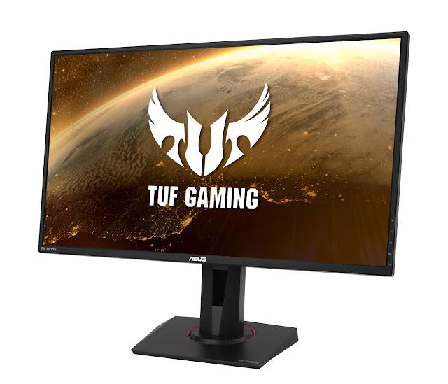 ASUS lança em Portugal monitores TUF Gaming VG32VQ, VG27AQ e VG27BQ