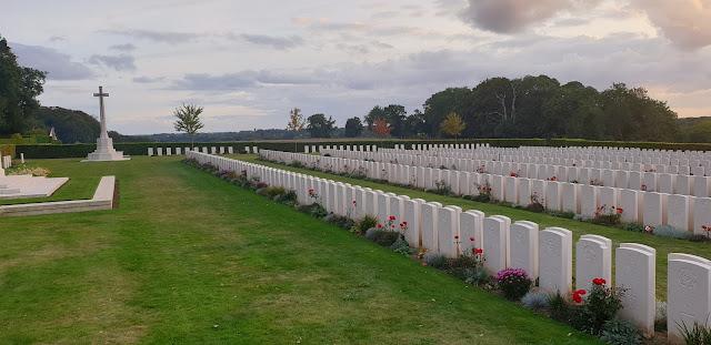 Cementerio de Dieppe