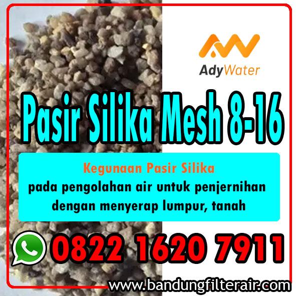 Pasir Silika Bangka - Harga Pasir Silika Per Ton - Jual Pasir Silika Di Bandung - untuk Filter Air, Sandblasting - Ady Water