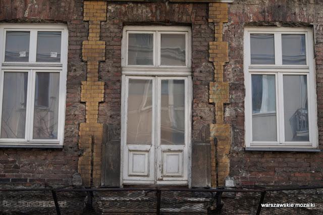 Warszawa Warsaw kamienica Śródmieście architektura stuletnia opuszczone