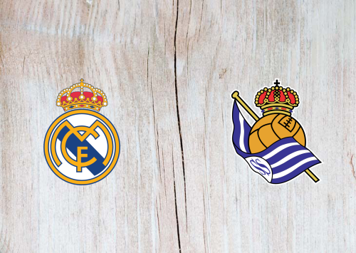 Real Madrid vs Real Sociedad -Highlights 6 February 2020