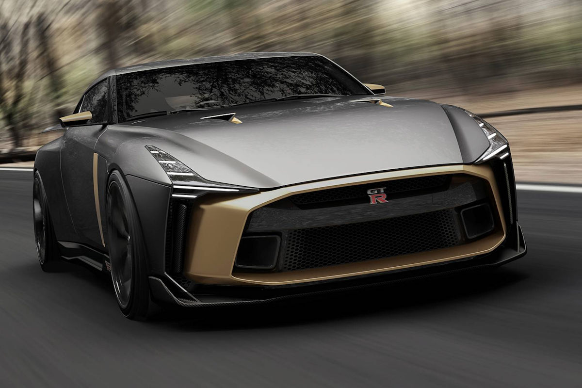 This Is How a P 56.4 Million Nissan GT-R Looks Like ...