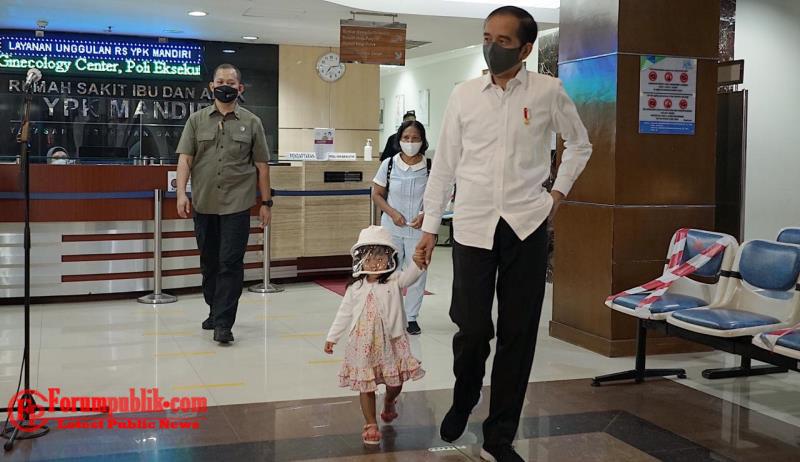 Cucu Laki-laki Jokowi Bertambah dari Anak Kedua Bobby Nasution dan Kahiyang Ayu Lahir