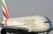 بدء تشغيل اكبر طائرة ركاب اماراتيه في العالم الى القاهره