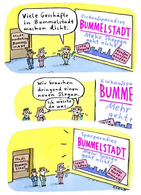 Bummeln, Shoppen, Einkaufsstraße, Fußgängerzone, Innenstadt, Shop, Geschäft, Einzelhandel, Lockdown, Virus, Sparen, Slogan, Marketing, City-Marketing, Einkaufen