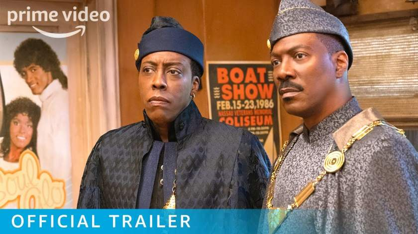 Watch the Trailer for 'Coming 2 America' #Arewapublisize