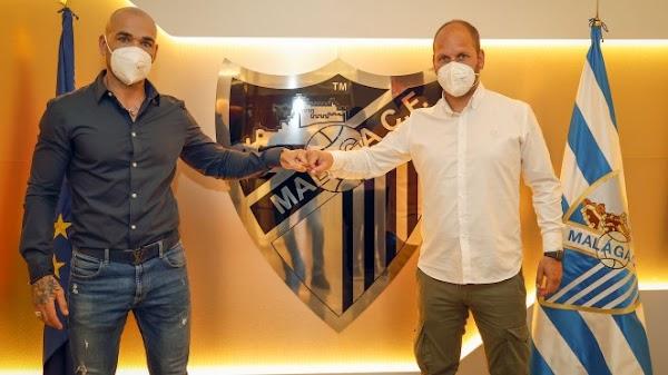 Oficial: El Málaga firma a José Alberto López hasta junio de 2023
