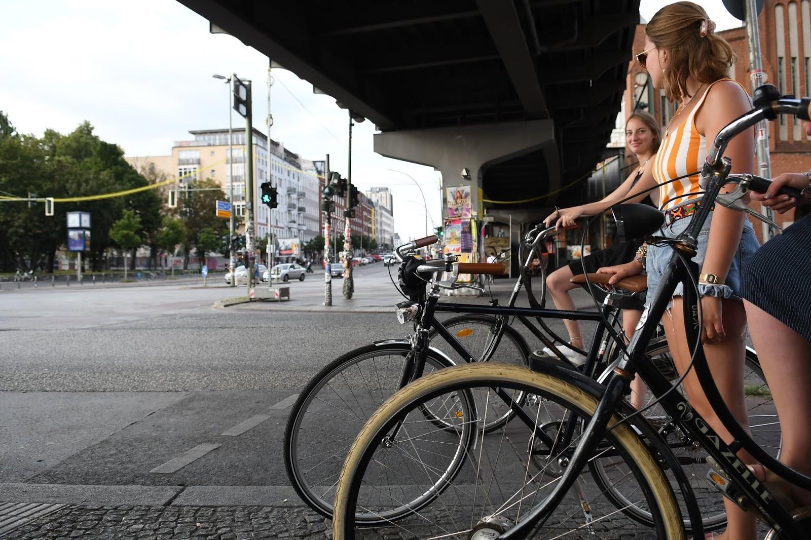 BERLIN NA ROWERZE: NAJCIEKAWSZE TRASY ROWEROWE W BERLINIE I WOKÓŁ BERLINA