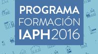 Curso online de Interpretación del Patrimonio Cultural y Natural. Organiza: Instituto Andaluz del Patrimonio Histórico.