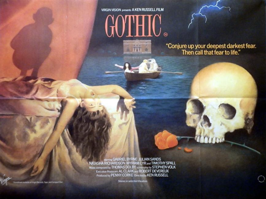 Gothic sex in hi def