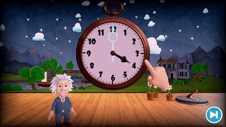 Human Heroes: Einstein's Clock