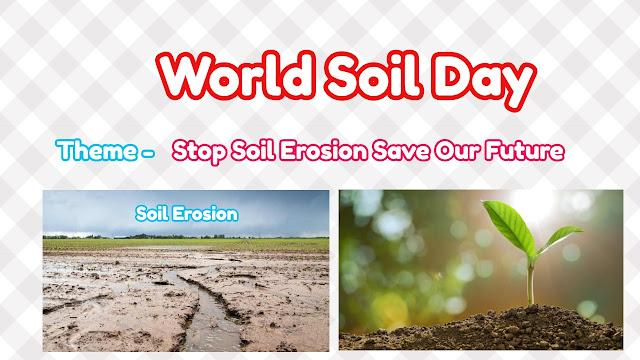 World Soil Day 5 December 2019