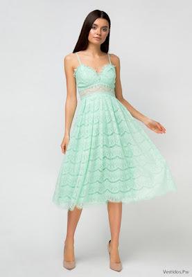 Vestidos Elegantes Cortos de Noche