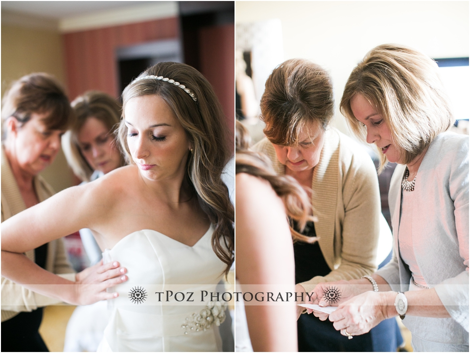 Baltimore Marriott Wedding Prep