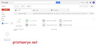 Cara Daftar Gmail / Akun Google Terbaru 2