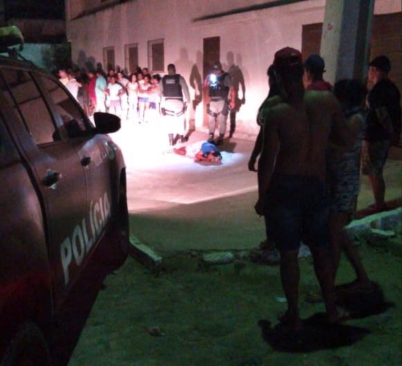 Homem é assassinado a tiros no bairro Palestina, em Santa Cruz do Capibaribe