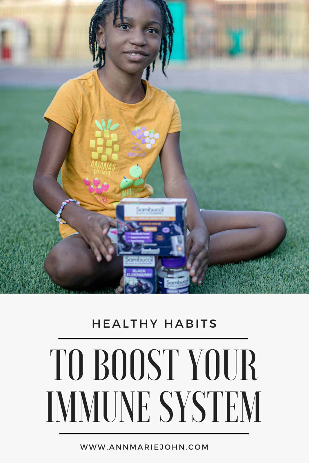 Healthy Habits To Boost Your Immune System