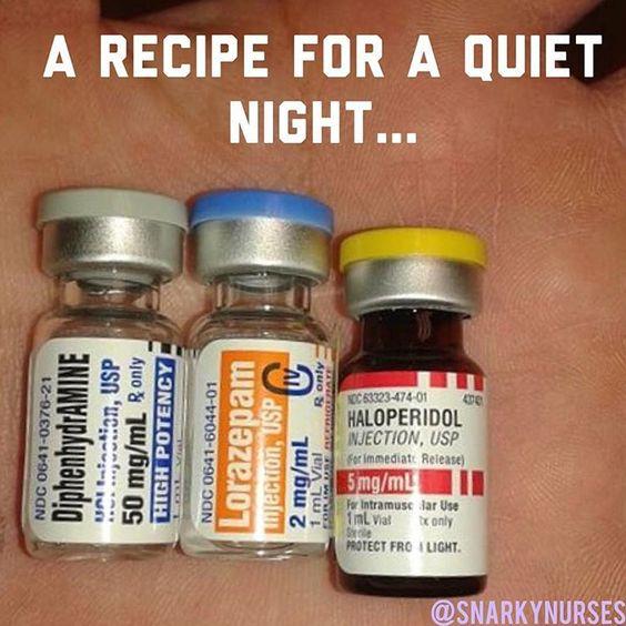 haldol dosages