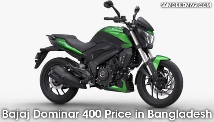 Bajaj Dominar 400, Bajaj Dominar 400 Price, Bajaj Dominar 400 Price in Bangladesh