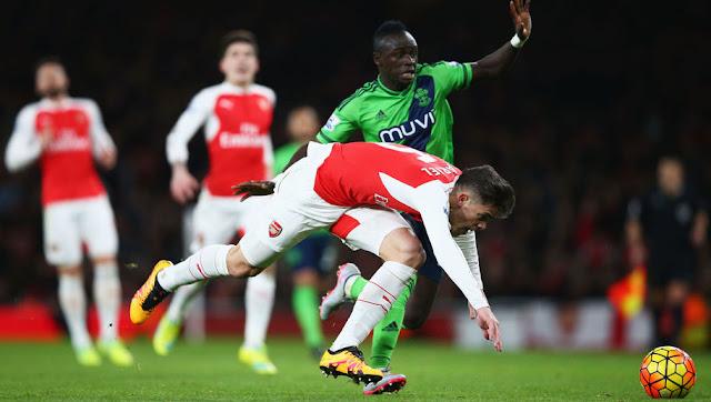 Prediksi Arsenal vs Southampton Liga Inggris
