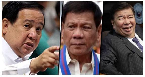 """""""Hindi Presidential ang Banat"""" Gordon, Pinuna ang Banat ni PDU30 kay Drilon!"""