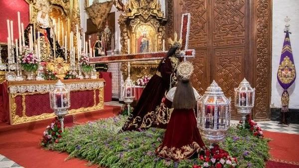 Guía para visitar los templos y las cofradías del Jueves Santo de Cádiz