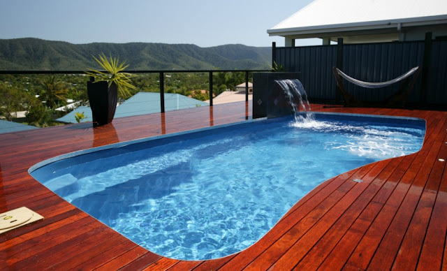 Wood Style Pool Images
